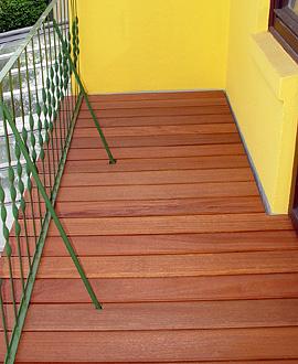 Tischlerei Wonke · Balkone