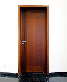 Tischlerei Wonke · Zimmertür